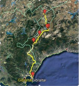 Via Serrana - Camino de Santiago desde el Campo de Gibraltar @ Via Serana