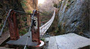 Cahorros de Monachil - Collado del Muerto       (Puente de todos los Santos en el P.N. de  Sierra Nevada)
